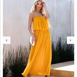 Gorgeous maxi dress by Vici!